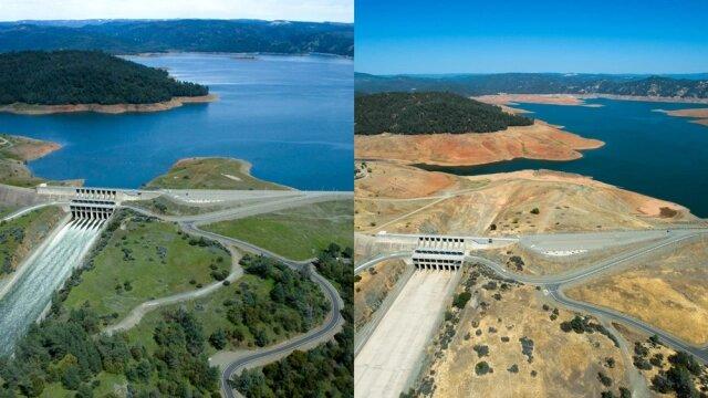California--drought